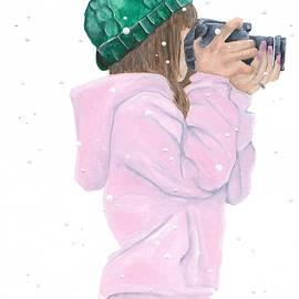 Katrina Ryan - Photographing Snow Flakes