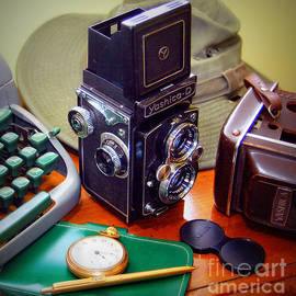 Journalism -- Old Style by Rodger Painter
