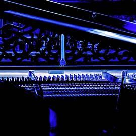 Piano Blues by Carolyn Marshall