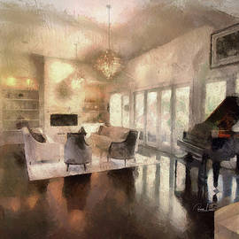 Piano Room by Reese Lewis