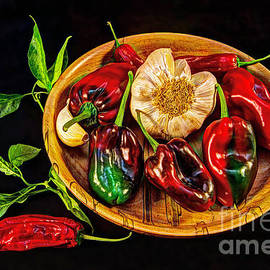 Pick a Pepper by Gary Holmes