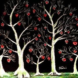 Angela Davies - The Valentine Forest