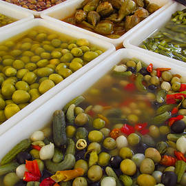 Tina M Wenger - Pickled Olives And Others