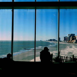 Picture Window View by Arlane Crump
