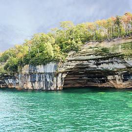 Frani Smith - Pictured Rocks Lakeshore -  Rainbow Cave