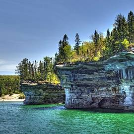 Mike Griffiths - Pictured Rocks