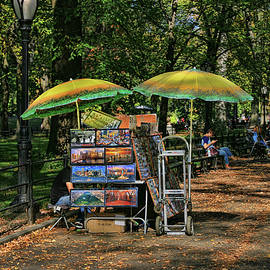 Allen Beatty - Pictures for Sale - Central Park
