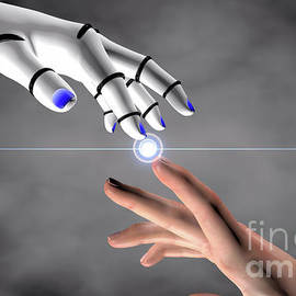 Eric Nagel - Piece of Humanoid