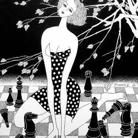 Xueping Zhang - Pieces Of Chess