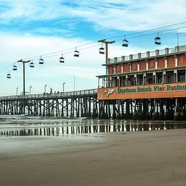 Pier Daytona Beach by Carolyn Marshall