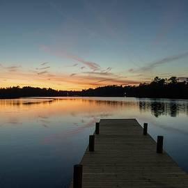 Bob Cuthbert - Pier Sunset