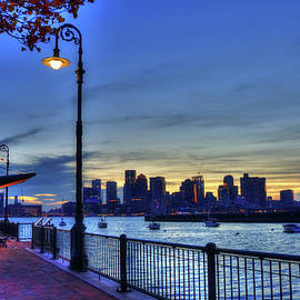Joann Vitali - Piers Point Park - Boston