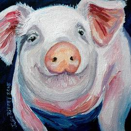 Julie Brugh Riffey - Pig Smiles