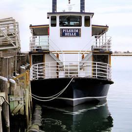 Janice Drew - Pilgrim Belle at State Pier