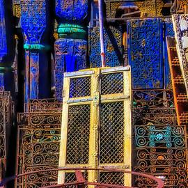 Pillars And Iron Rails - Garry Gay