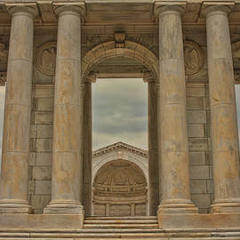 Pillars by Kim Hojnacki