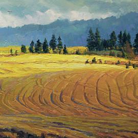 Pine Grove by Steve Henderson