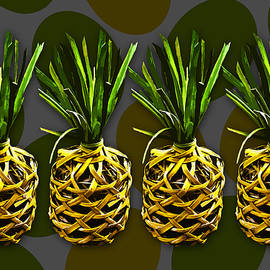 Pineapple x 4.1 by Totto Ponce