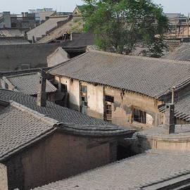 Mark and Yuk Mei Bjorndal - Ping Yao Walled City