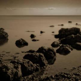 Rudy Umans - Pinhole seascape 3135Sepia