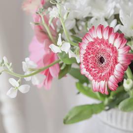 Pink Blooms Love by Kim Hojnacki