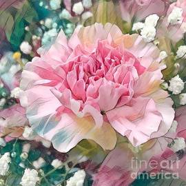 Luther Fine Art - Pink Carnation