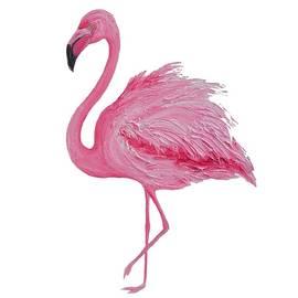 Jan Matson - Pink Flamingo