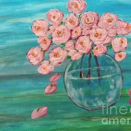 Nisha Verma - Pink flowers