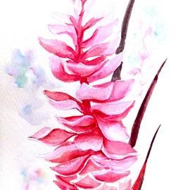 Karin  Dawn Kelshall- Best - Pink Ginger Lily   2