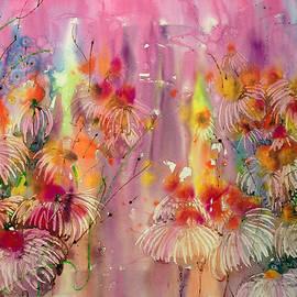 Pink Ladies by Shirley Sykes Bracken