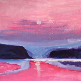 Nancy Merkle - Pink Light
