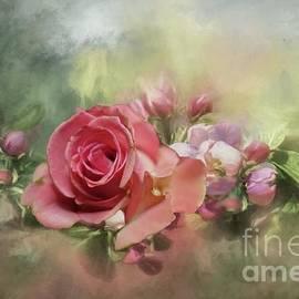 Janette Boyd - Pink Rose for Mom