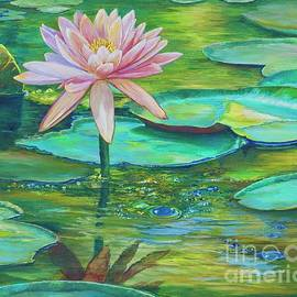 AnnaJo Vahle - Pink Water Lily