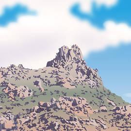 Joe Roselle - Pinnacle Peak 2