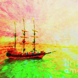 Jerome Stumphauzer - Pirate Ship