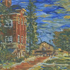 Denny Morreale - Piskor Hall On An August Evening