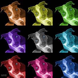 Pitbull 7435 - Bb - M by James Ahn