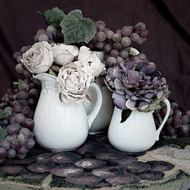 Sherry Hallemeier - Pitchers and Tapestry