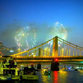 Len-Stanley Yesh - Pittsburgh Fire Works