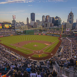 Pittsburgh Pirates Pnc Park X6 by David Haskett II