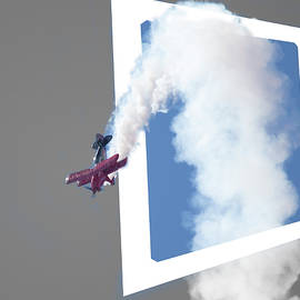 Michael Riley - Plane Exiting Frame