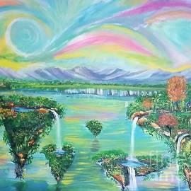 Deyanira Harris - Planet of Love and Peace.