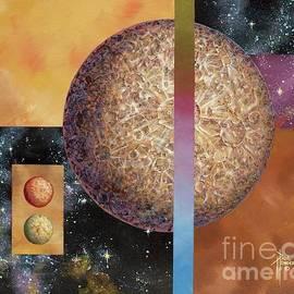 Planetary by Paul Henderson