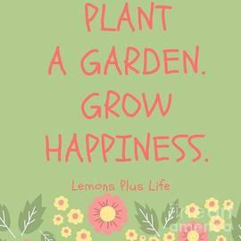 Nan Riddle - Plant A Garden