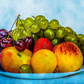 Alexander Senin - Plate Of Fresh Fruits