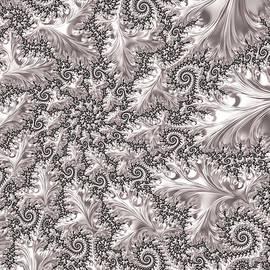 Platinum Leaves by Susan Maxwell Schmidt