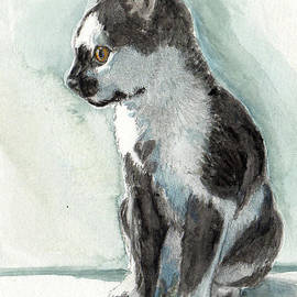 Play Time Kitten by Linda L Martin