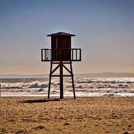 Playa De Zahara De Los Antunes - Espana by Carlos Alkmin