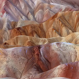 Playdough Mountains by David Andersen