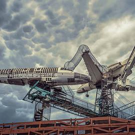 Aerial Playground by Robert FERD Frank